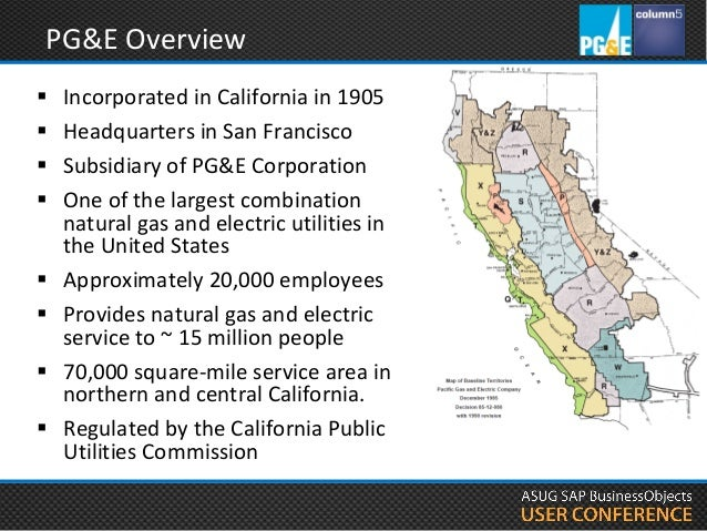 0903 pacific gas and electric companys bpc projects