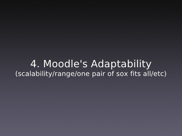 10 Things To Like About Moodle