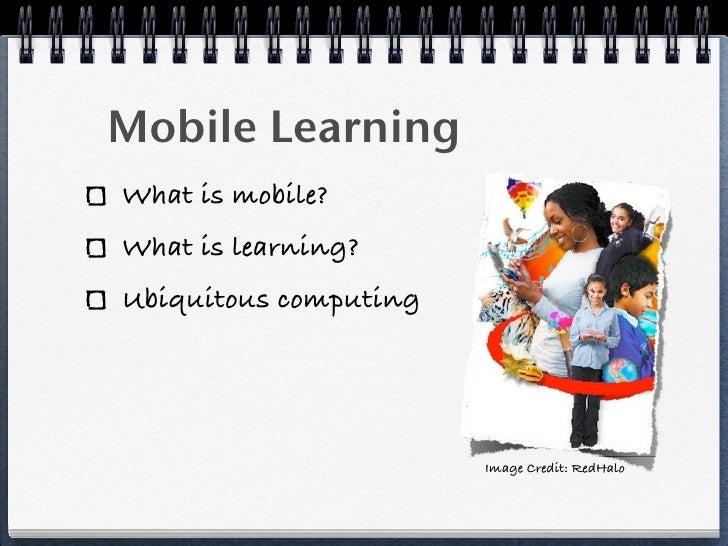 WCSA Mobile Learning K-12 Slide 3