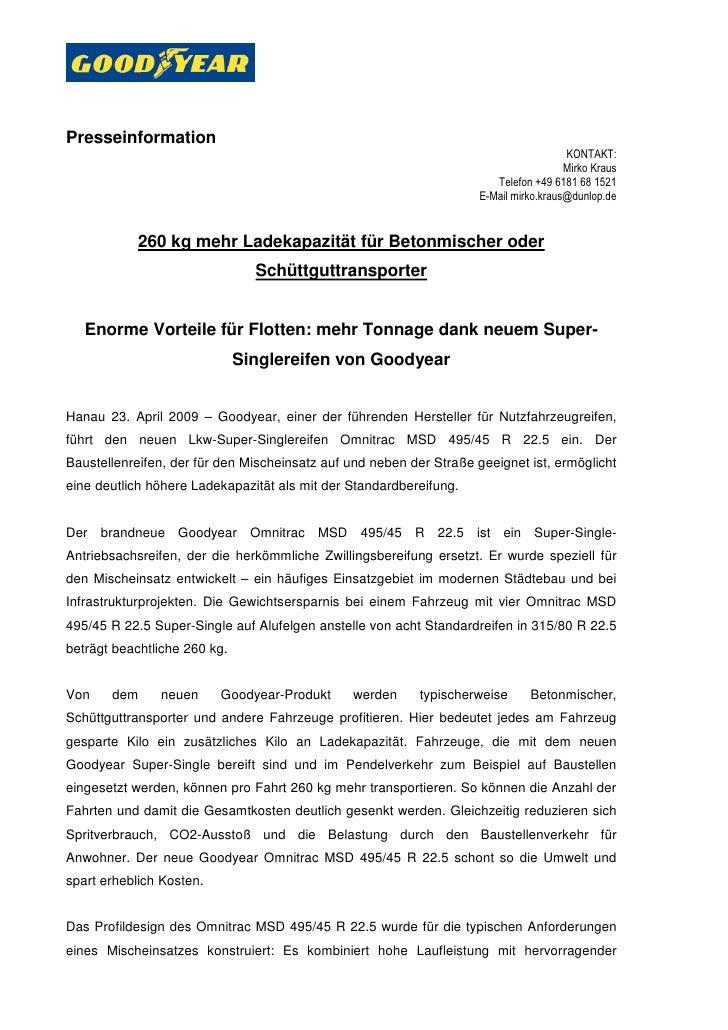 Presseinformation                                                                                       KONTAKT:          ...