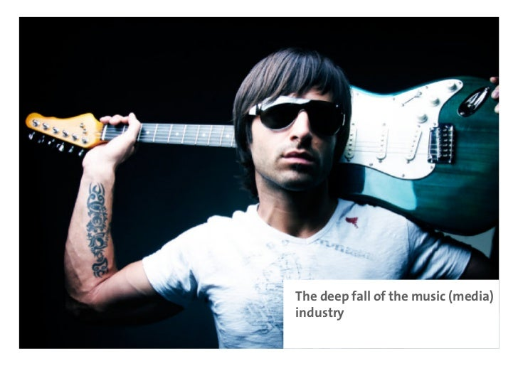The deep fall of the music (media)                           industry Dr. Patrick Stähler | 4