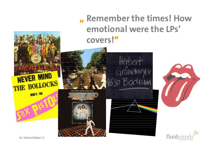 """ Remember the times! How                             emotional were the LPs'                             covers!""        ..."