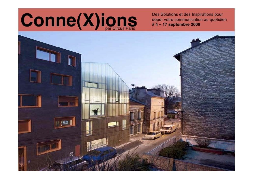 Conne(X)ions                            Des Solutions et des Inspirations pour                            doper votre comm...