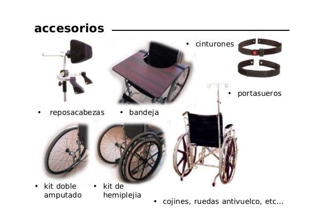 Dise o industrial de sillas de ruedas modulares presentaci n - Reposacabezas silla de ruedas ...