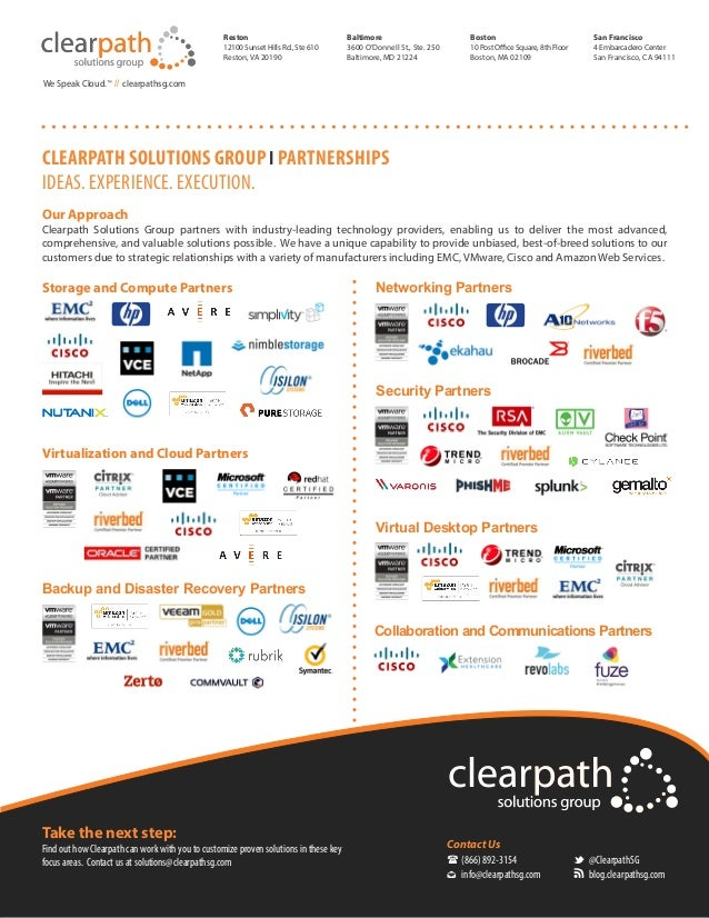 Clearpath-Partnerships