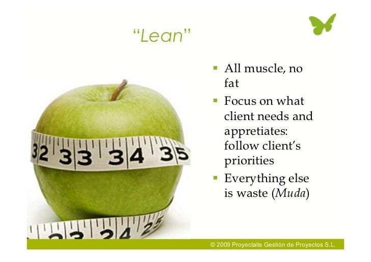"""""""Lean""""           All muscle, no            fat           Focus on what            client needs and            appretiate..."""