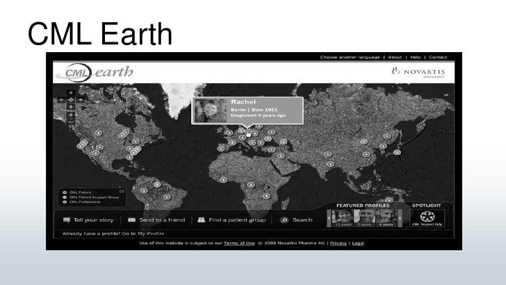 CML Earth<br />