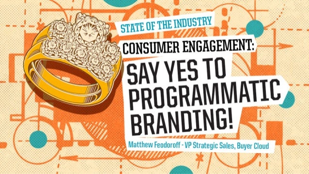 Are people using programmatic for branding purposes?! Yes, we are!! No, we haven't but are planning to! No, we haven't and...