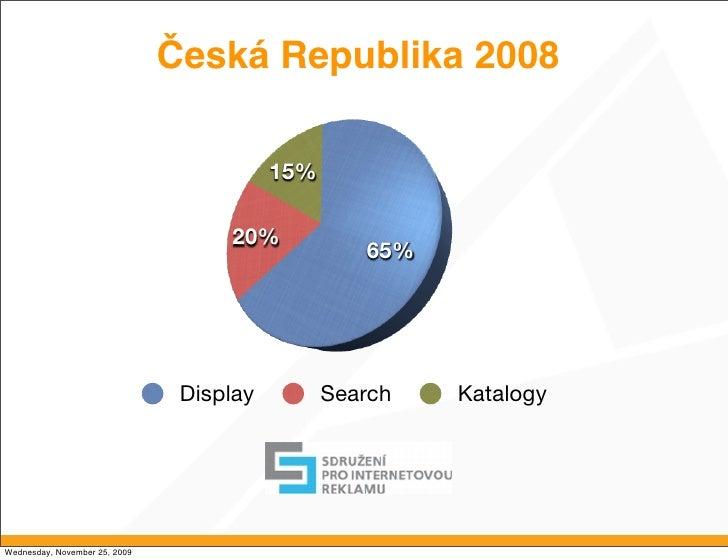 Česká Republika 2008                                            15%                                      20%              ...