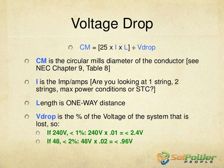 Formulas review part 2 edited 92012 voltage greentooth Image collections