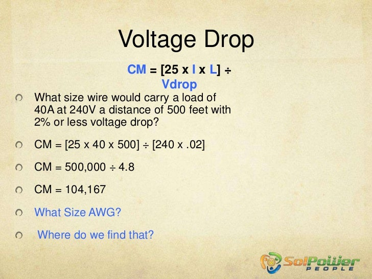 Wire size calculator for voltage drop image collections wiring wire size calculator voltage drop images wiring table and diagram wire size calculator voltage drop image greentooth Gallery