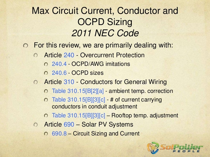 Formulas review part 2 edited 92012 33 max circuit current conductor and ocpd sizing 2011 nec keyboard keysfo Gallery
