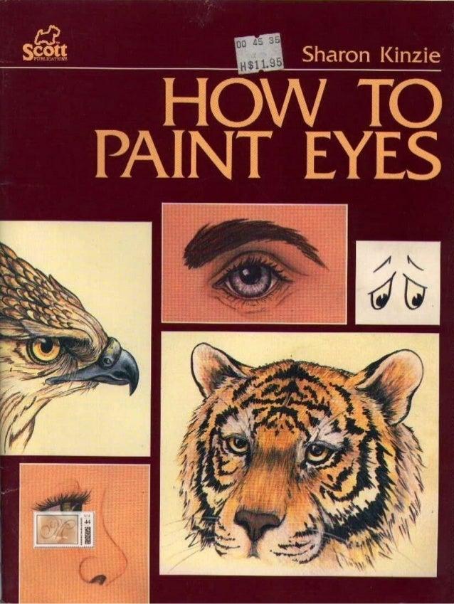 desenho de olho