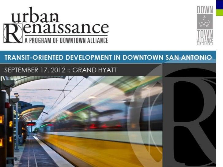 DART's Role in Transit-Oriented Development