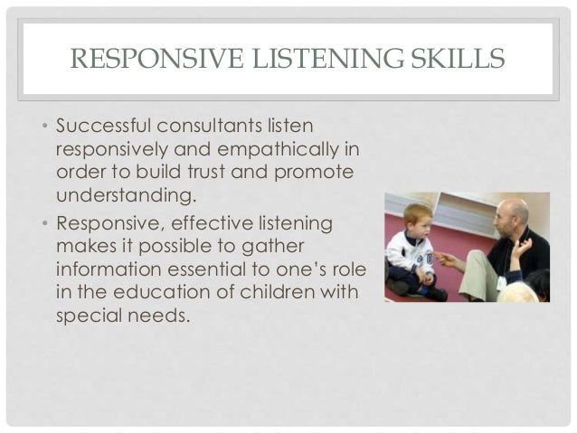 the role of responsive communication in promoting childrens care essay Analyse the role of responsive communication in promoting children's care, learning and development 32 support practitioners to develop respectful and supportive relationships with children.