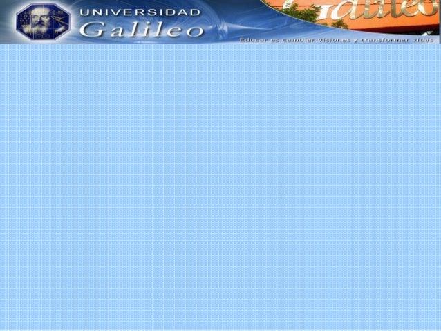 UNIVERSIDAD GALILEO FISICC-IDEA Curso: INFORMATICA APLICADA Horario: 11:00 a 13:00 CEI: Metronorte Tutor: Willy Alvarez Ca...