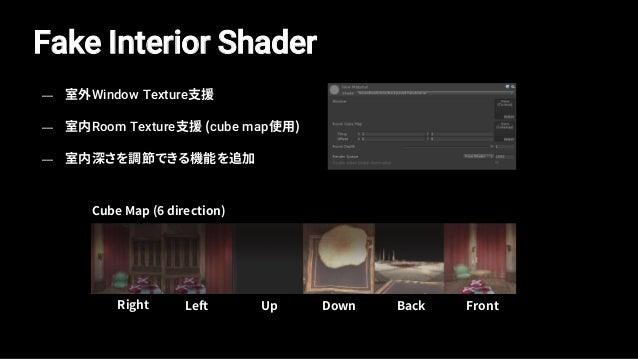 Imposter — Camera個数 ・ 角度調節 — Camera位置 ・ 距離調節 — Texture自動出力