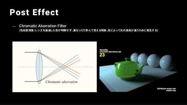 — Chromatic Aberration Filter — Noise Filter — Vignette Effect — Scratched Film Filter — Color Grading PostEffect Using Ub...