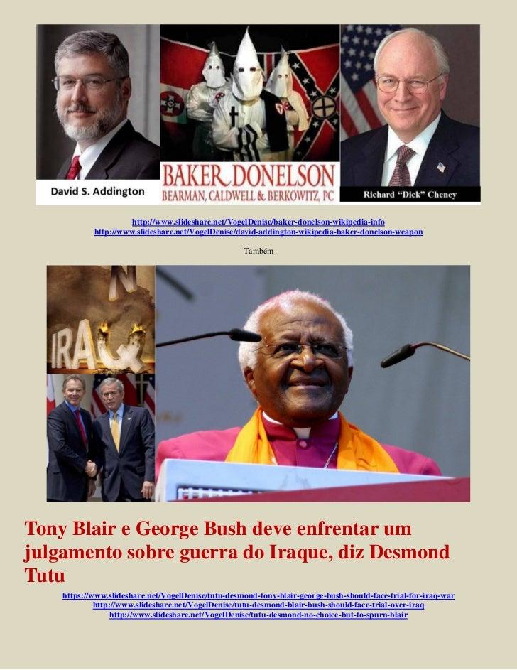 http://www.slideshare.net/VogelDenise/baker-donelson-wikipedia-info            http://www.slideshare.net/VogelDenise/david...