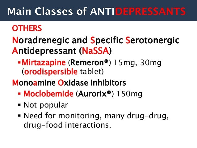 Psychotropic Medications Amp Their Side Effects
