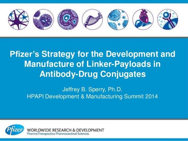 Pfizer technology strategy