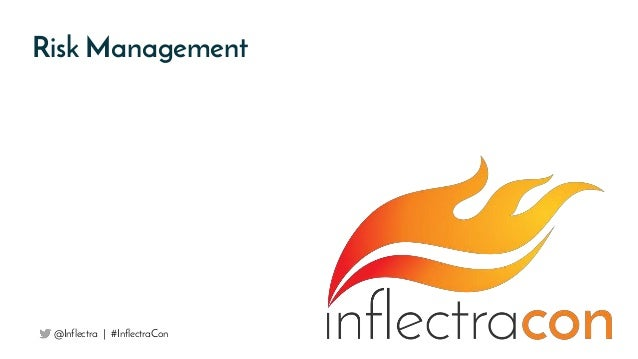 Risk Management @Inflectra | #InflectraCon