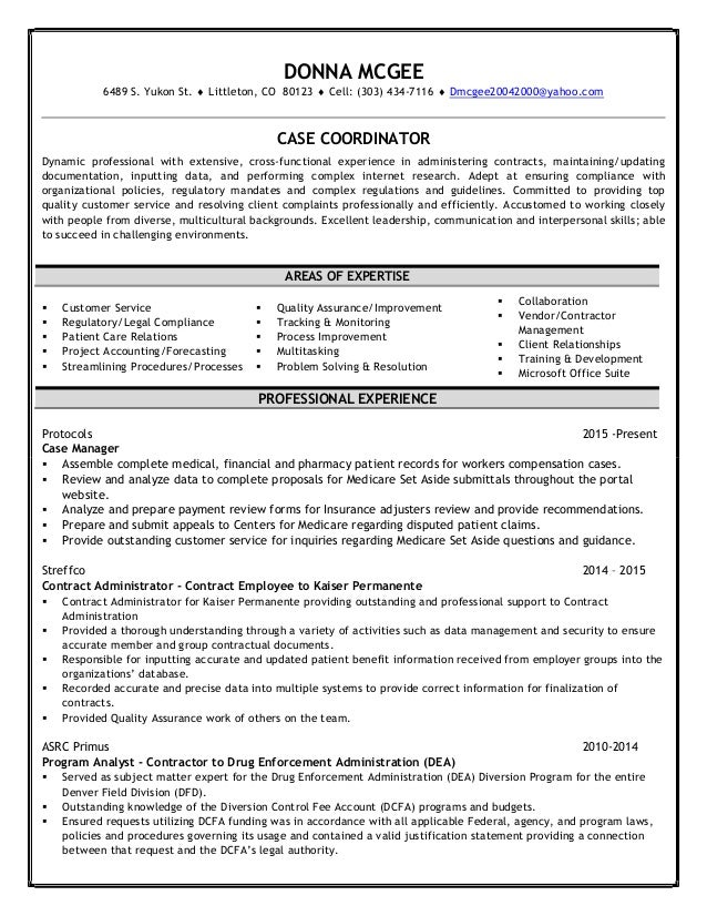 resume program assistant 10
