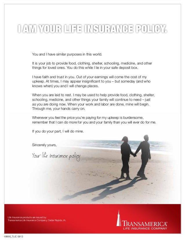 Transamerica Life Insurance Cancellation Form Tekil