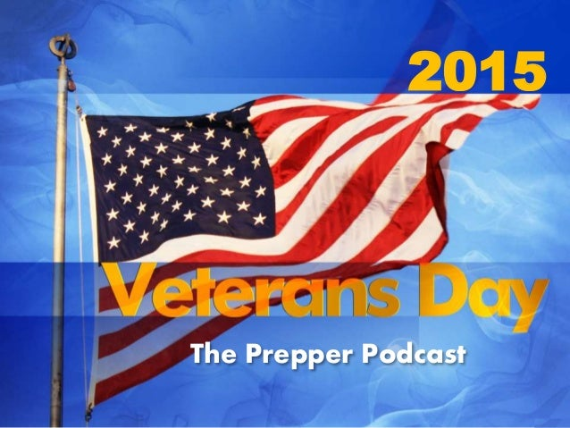 The Prepper Podcast 2015