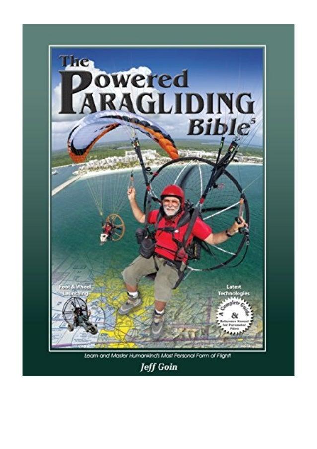 Powered Paragliding Bible 5 PDF - Jeff Goin