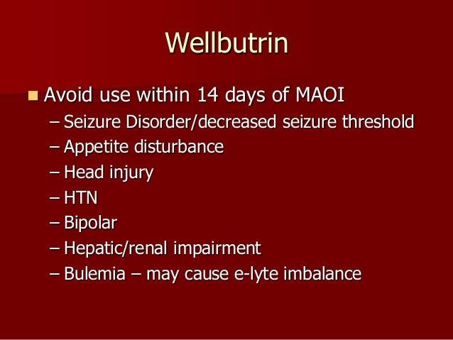 Wellbutrin Side Effects Libido