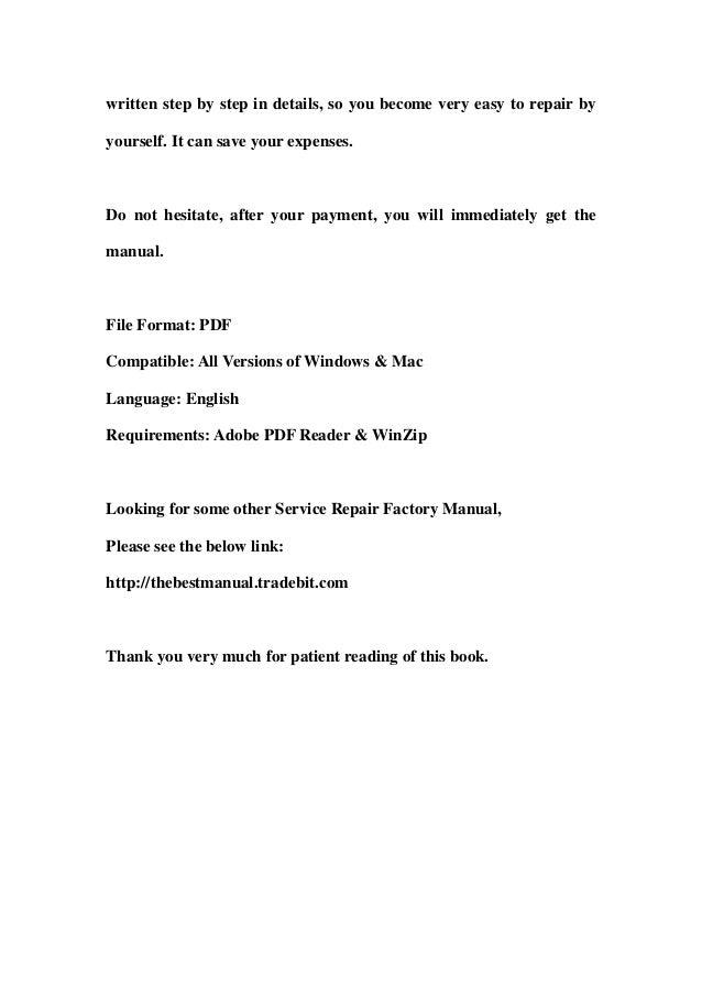 Takeuchi Tl 150 owners Manual