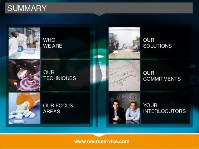 NEUROSERVICE-Corporate_2015 Slide 2