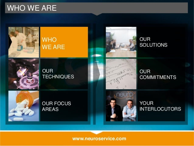NEUROSERVICE-Corporate_2015 Slide 3