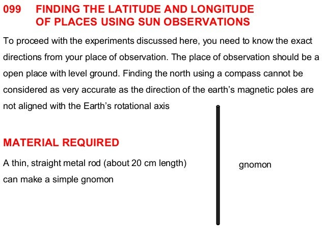 how to find the latitude & longitude of an address