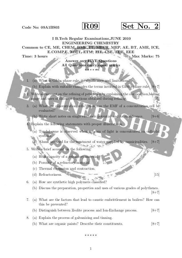 09 a1bs03 engineeringchemistry