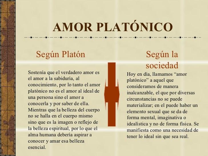 Que Es El Amor Frases: El Amor Para Platón