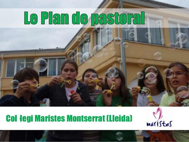 Col·legi Maristes Montserrat (Lleida)