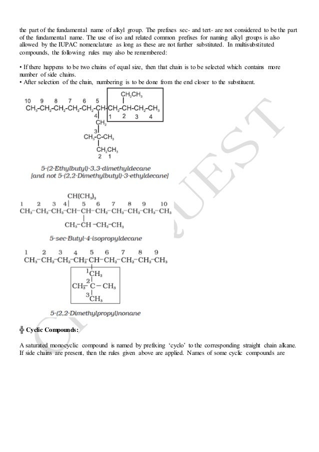 IUPAC NOMENCLATURE_ORGANIC_for JEE(MAIN)-JEE(ADVANCED)-NEET