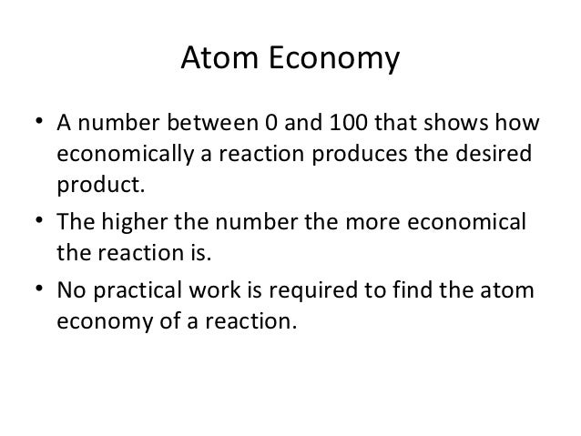 chemistry calculations percent yield and atom economy – Percent Yield Calculations Worksheet