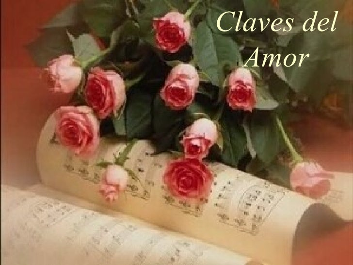 Claves del Amor