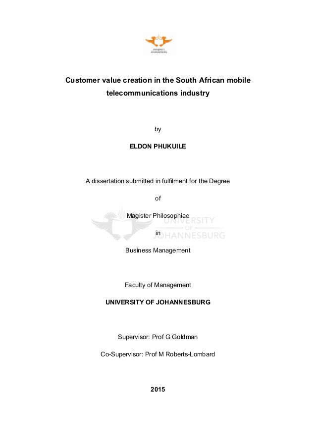 mobile service industry in south africa New york, jan 24, 2012 /prnewswire/ -- reportlinkercom announces that a new market research report is available in its catalogue:  south africa mobile service market, subscribers & companies.