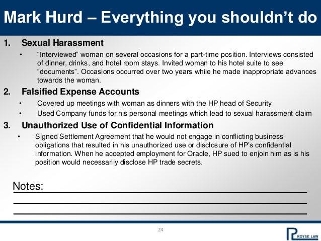 Fei presentation top mistakes financial executives make - Moneygram compliance officer ...