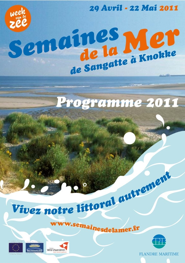 29 Avril - 22 Mai 2011Sem        s     inea Meke    a l       r            kde gatte à Kno           de San        Program...
