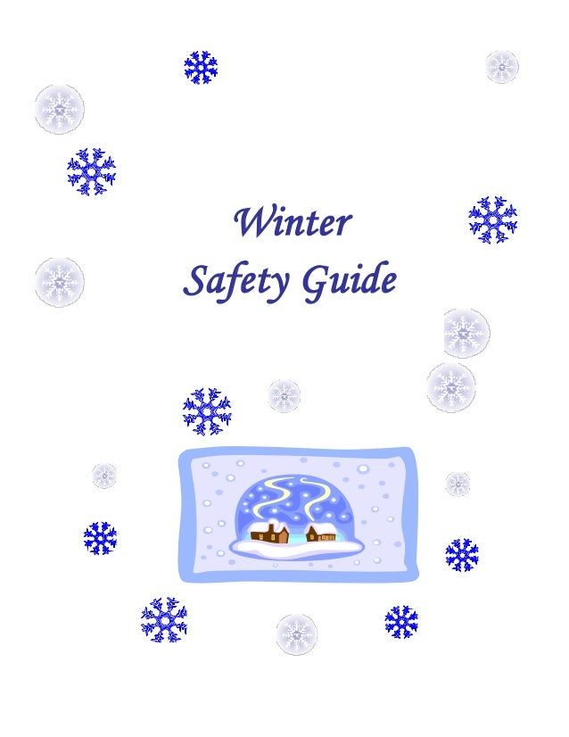 Winter Safety Guide