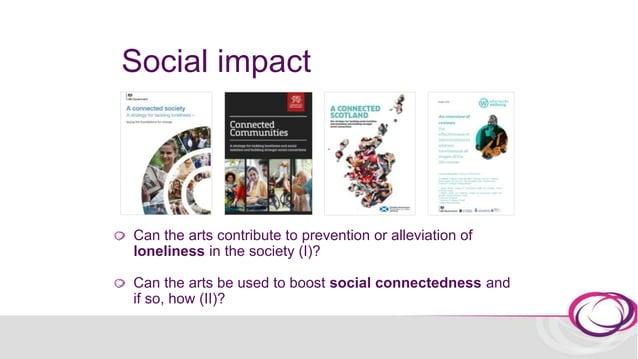 Social impact (I) Loneliness measurement in ELSA: UCLA 3-item scale