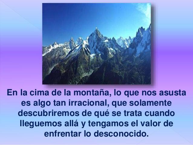 AUTONOMÍA: Cada persona ejerce el control sobre su vida, por lo tanto es responsable de su éxito o fracaso. ¿COMO LLEGARÁ ...