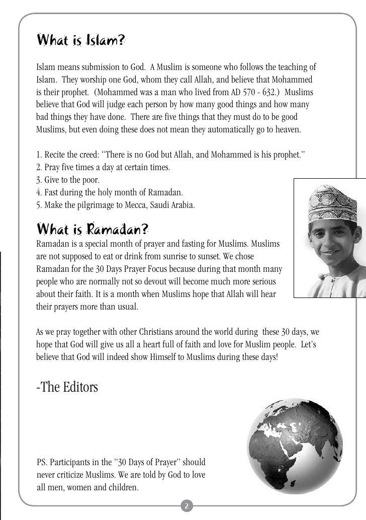 09 Just For Kids Prayer Guide Slide 3