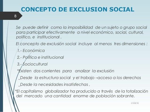 VULNERABILIDAD SOCIAL DEFINICION PDF DOWNLOAD
