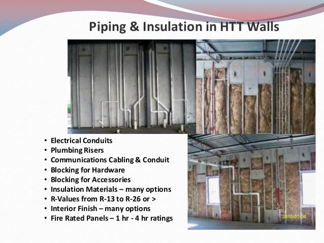 Htt Mid Rise Apt Wall Amp Floor Systems